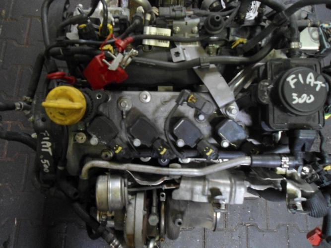 Motore Cambio Fiat 500 Abarth 180cv Auto In Motion Ricambi Auto